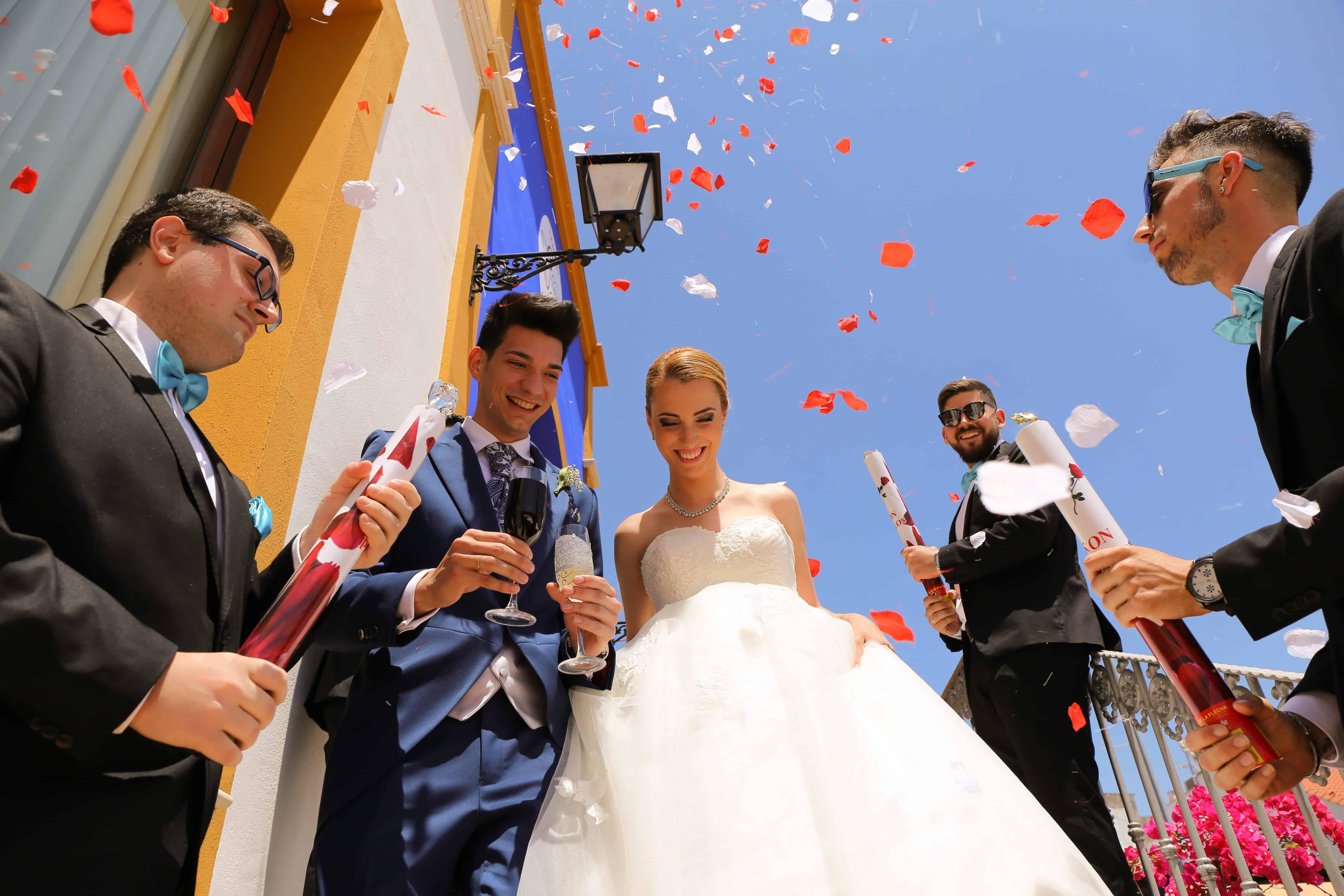 Fotógrafo de bodas en Murcia.