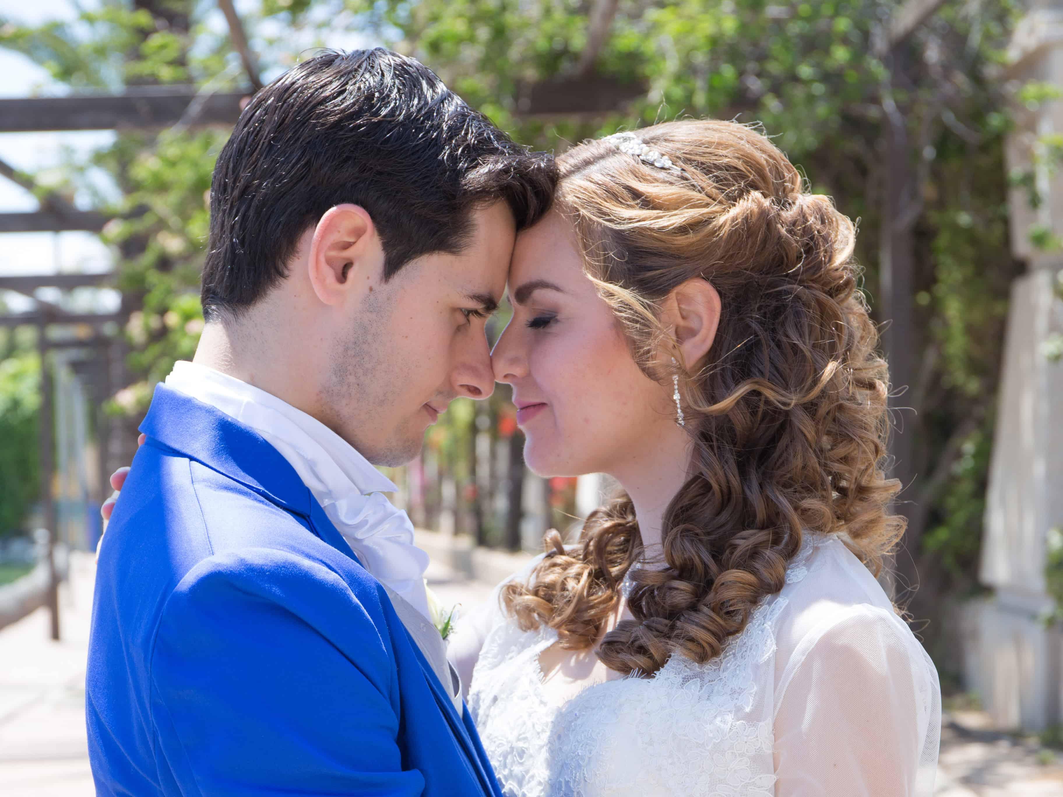 Reportaje de boda en Murcia.