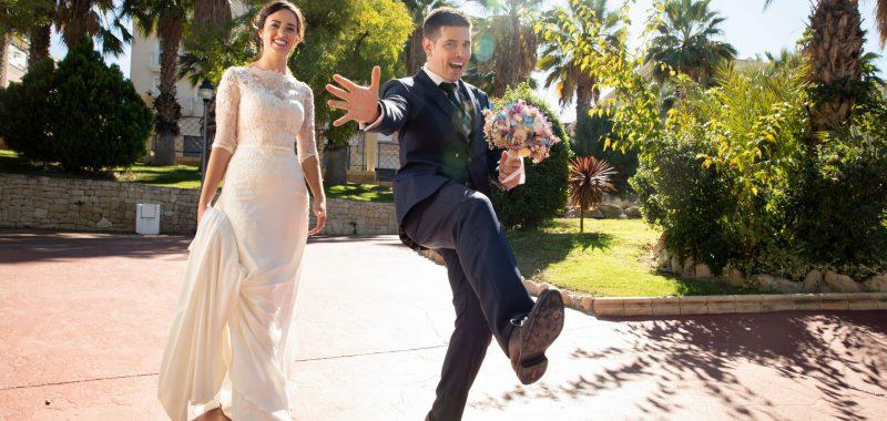 Manu y Noemí: Recordamos su boda en su primer aniversario